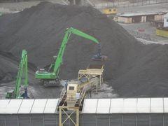 Очистка и дробление угля